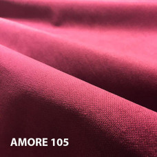 Велюр мебельная ткань для обивки Amore 105 pink, розовый