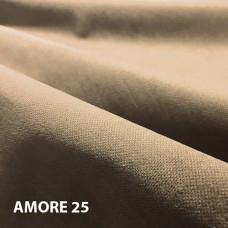 Велюр мебельная ткань для обивки Amore 25 Beige, бежевый