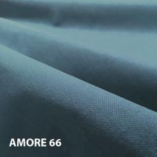 Велюр мебельная ткань для обивки Amore 66 Azur, темно-бирюзовый