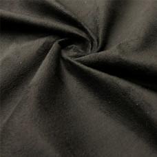 Искусственная замша черная в розницу