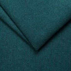 Рогожка обивочная ткань для мебели austin 14 petrol, зеленовато-синий