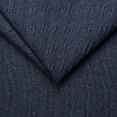 Рогожка обивочная ткань для мебели austin 15 deep blue, темно-синий