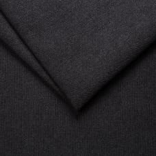 Рогожка обивочная ткань для мебели austin 21 black, черный