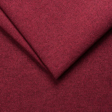 Рогожка обивочная ткань для мебели austin 08 ruby red, рубиновый