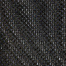 Автожаккард ежик синий на ППУ 2 мм