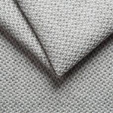 Рогожка обивочная ткань для мебели Baltimore 26 white-grey, бело-серый