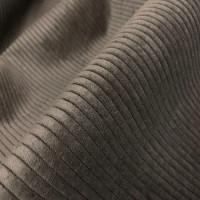 Велюр мебельная ткань для обивки capri 17, коричневая