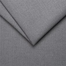 Рогожка обивочная ткань для мебели Chester 18 Grey, темно-серый