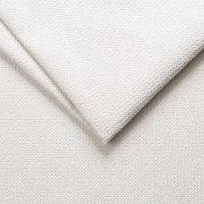 Мебельная обивочная ткань микрофибра crown 01 ivory, слоновая кость