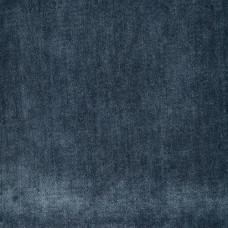 Мебельная и интерьерная ткань велюр eros 12 denim, синий