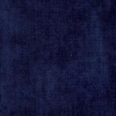 Мебельная и интерьерная ткань велюр eros 02 midnight, глубокий синий
