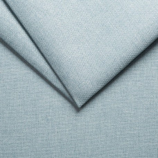 Рогожка обивочная ткань для мебели flash 21 pastel blue, пастельный голубой