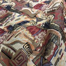 Мебельная ткань гобелен абстракция ширина 2,1 м
