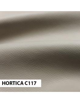 Экокожа hortica c117 бежевая гладкая