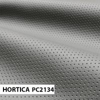 Экокожа hortica pc2134 серая перфорация
