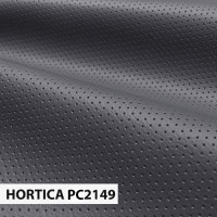 Экокожа hortica pc2149 графит перфорация