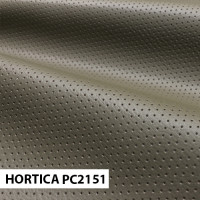 Экокожа hortica pc2151 бежевая перфорация