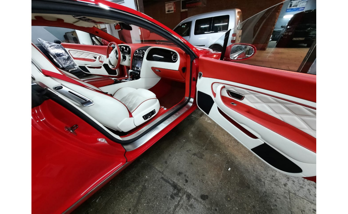 Как рассчитать, количество материала для перетяжки салона автомобиля?