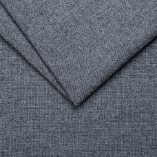 Рогожка обивочная ткань для мебели Jazz 23 Steel Blue