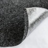 Карпет темно-серый (графит) с клеевым слоем (самоклейка)