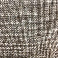 Рогожка обивочная ткань для мебели негорючая медово-коричневая крафт 39