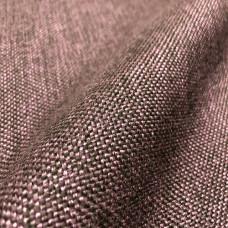 Рогожка мебельная обивочная ткань для мебели черно-фиолетовая крафт 13