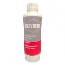 Краска для уреза кожи черная глянцевая 1 л kleyberg (аналог orly kenda farben)