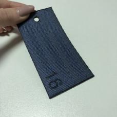 Лента ремня безопасности 16 темно-синяя
