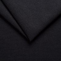 Рогожка обивочная ткань для мебели linea 21 black, черный