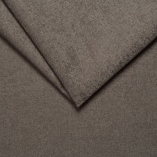 Рогожка обивочная ткань для мебели lotus 06 stone, темно-коричневый