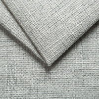Рогожка обивочная ткань для мебели magma 18 silver, серый