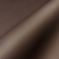 Экокожа пу bmw nappa темно-коричневая на микрофибре
