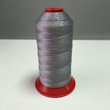 Нитки швейные Polyart 10/3 750 МТ (2220) серебро