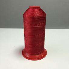 Нитки швейные Polyart 10/3 750 МТ (2376) красный