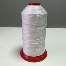 Нитки швейные Polyart 10/3 750 МТ (3201) белый