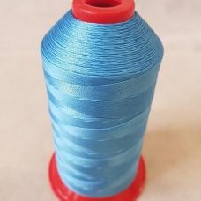 Нитки швейные polyart mt 20/3 1500 (1799) голубой