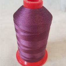 Нитки швейные polyart mt 20/3 1500 (1901) темно-фиолетовый