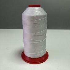 Нитки швейные Polyart 20/3 1500 МТ (0201) белый