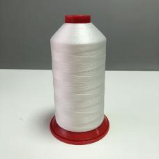 Нитки швейные Polyart 30/3 2500 МТ (0201) белый
