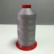 Нитки швейные Polyart 40/3 3000 МТ (2220) серебро