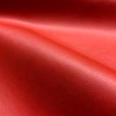 Экокожа, искусственная кожа(кожзам) рустика красная 803