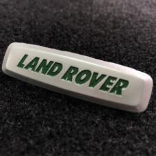 Шильдик для автоковриков LAND ROVER