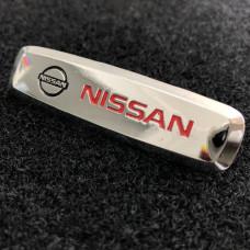 Шильдик для автоковриков nissan