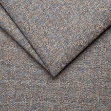 Рогожка обивочная ткань для мебели stella 10 blue-beige, бежевый с голубым