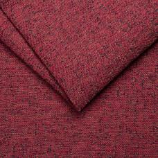 Рогожка обивочная ткань для мебели stella 18 cranberry, вишневый
