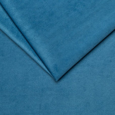 Обивочная ткань для мебели триковелюр swing 10 ocean, синий