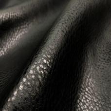 Мебельная экокожа вега, черная