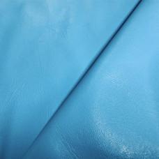 Искусственная кожа голубая ВинилТекс №74