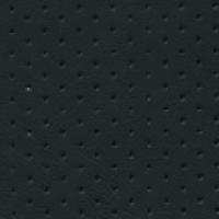 Экокожа hortica pr2101 черная перфорация (рустика)