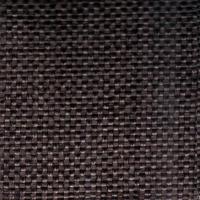 Рогожка обивочная ткань для мебели коричневая крафт 18